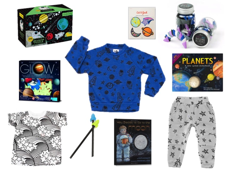 GIFTS FOR KIDS WHO LOVE OUTER SPACE