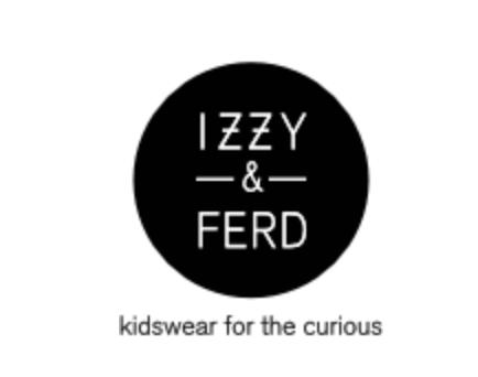 izzy and ferd logo