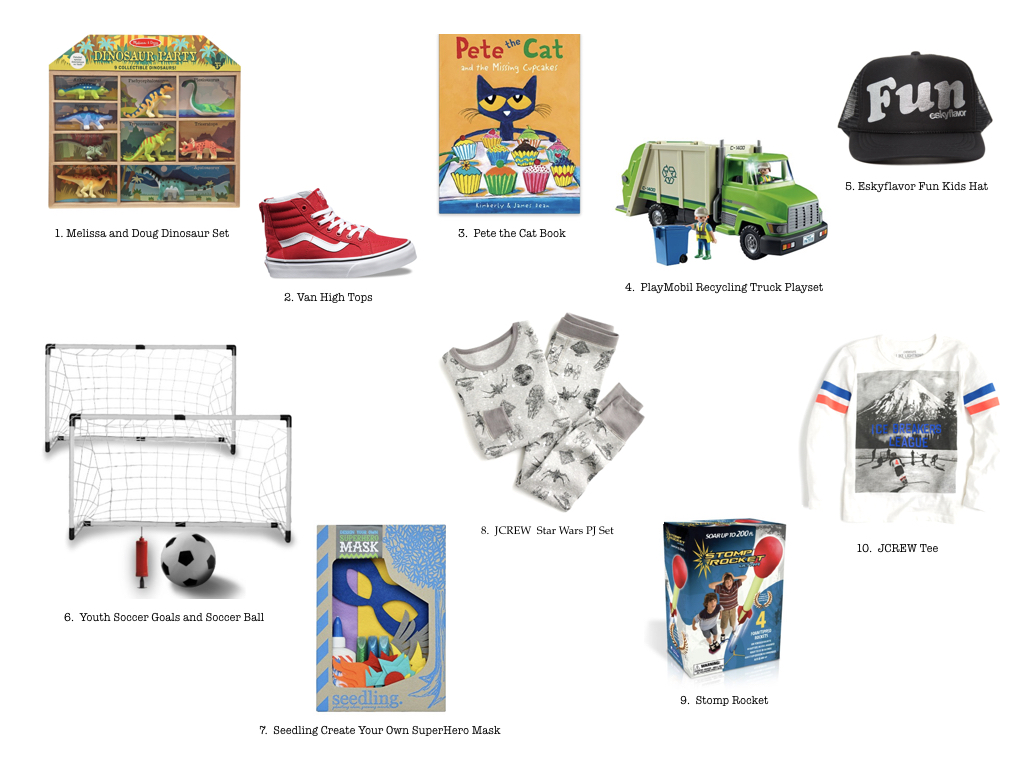 boys birthday gifts