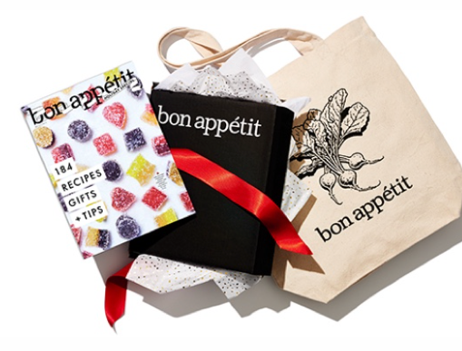 GUEST GIFTER ELIZABETH'S PICKS BONAPPETIT SUBSCRIPTION