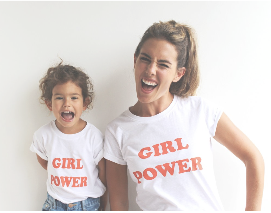 GUEST GIFTER ELIZABETH MATHIS GIRL POWER