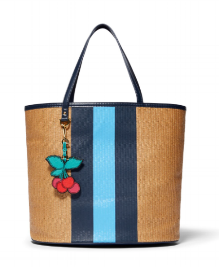 Draper James Straw Tote