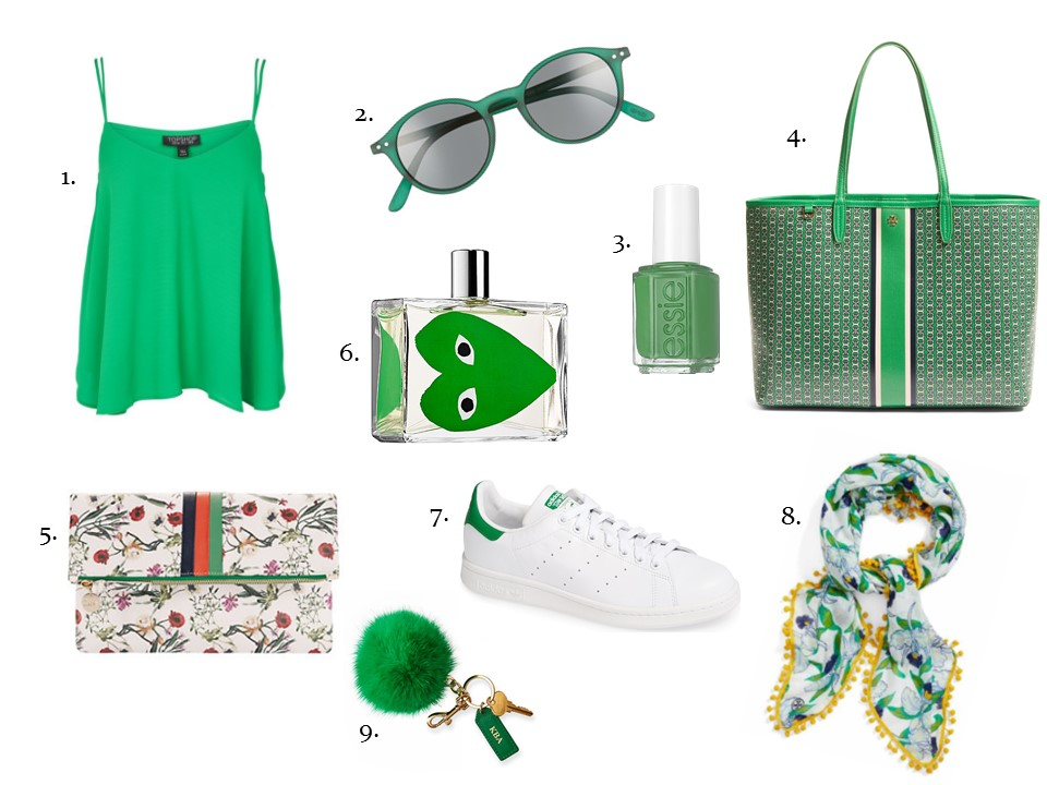 COLOR CRUSH GREEN