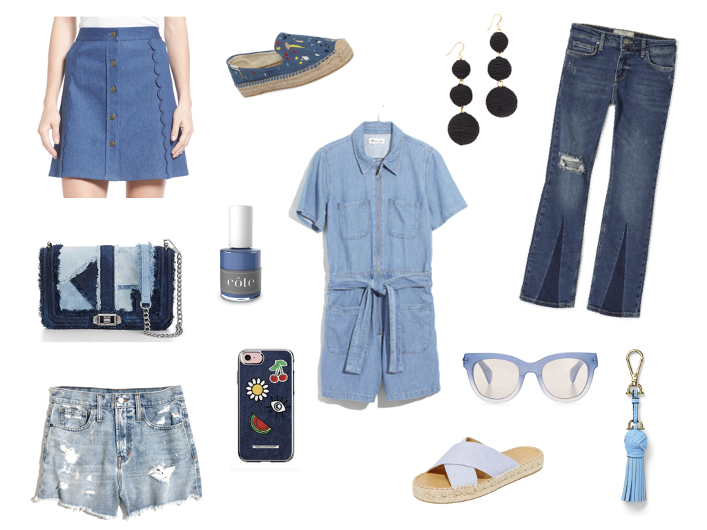 COLOR CRUSH - DENIM BLUE