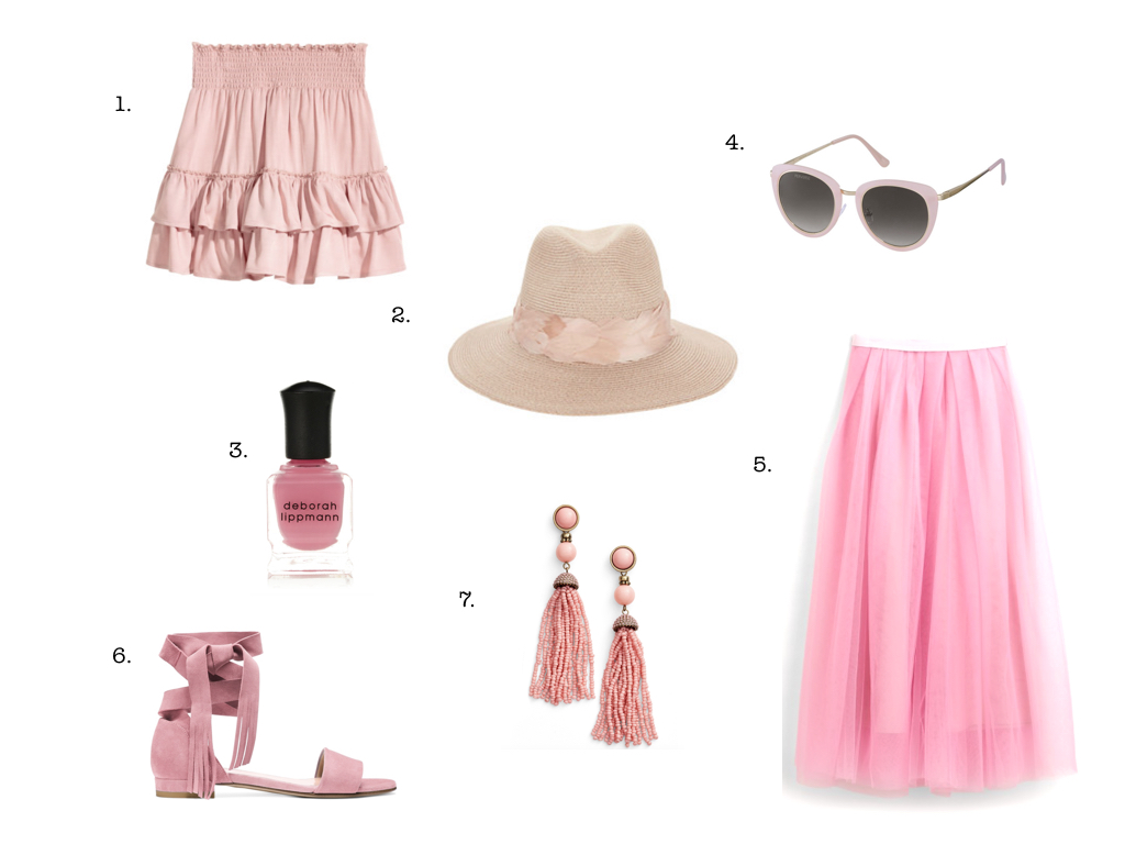7 Pretty in Pink Things