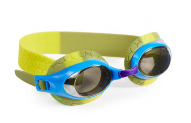BLING2O SNAPPY TURTLE GOGGLES IN BLUE