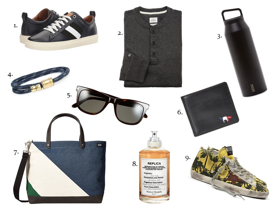 FATHER'S DAY GIFTS STYLE PICKS