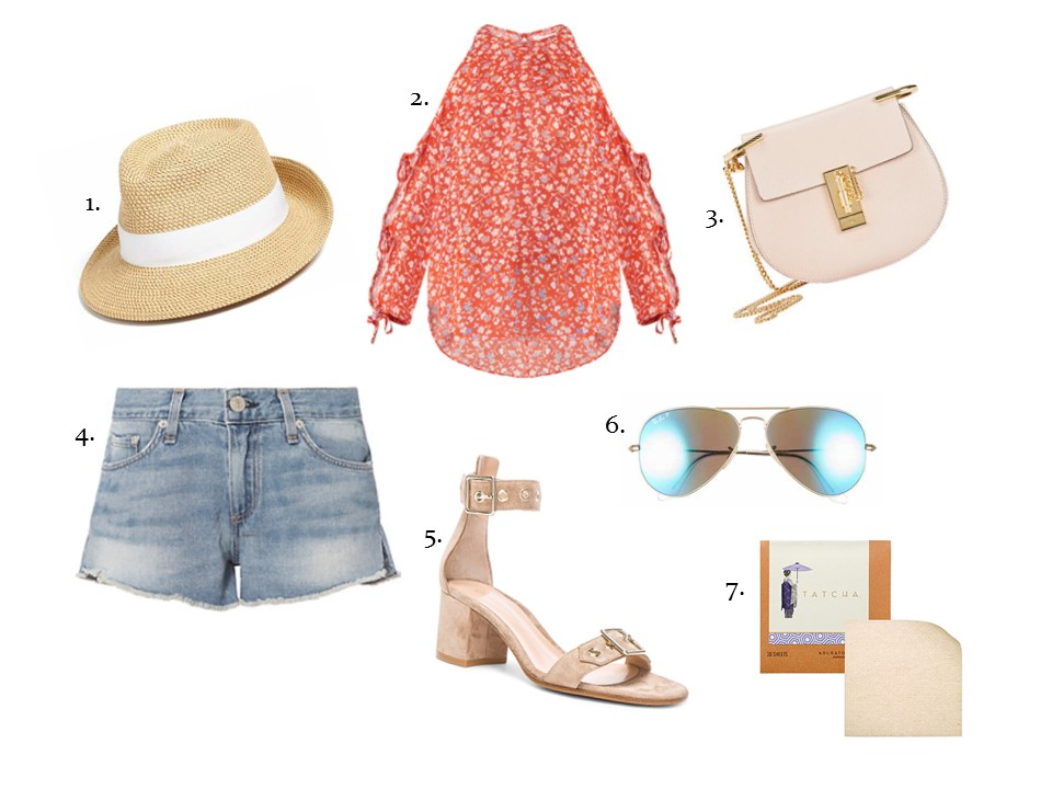 SUMMER MUST HAVES HEAT WAVE