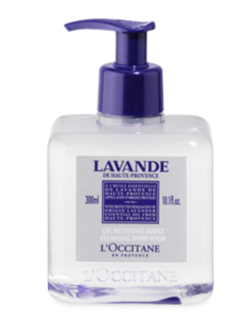 lavender cleaning hand wash