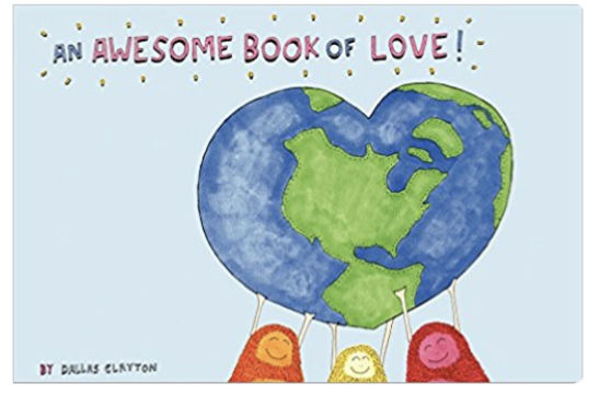 AN AWESOME BOOK OF LOVE