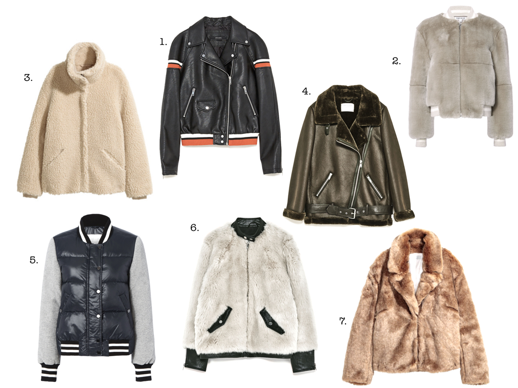jackets we love this fall