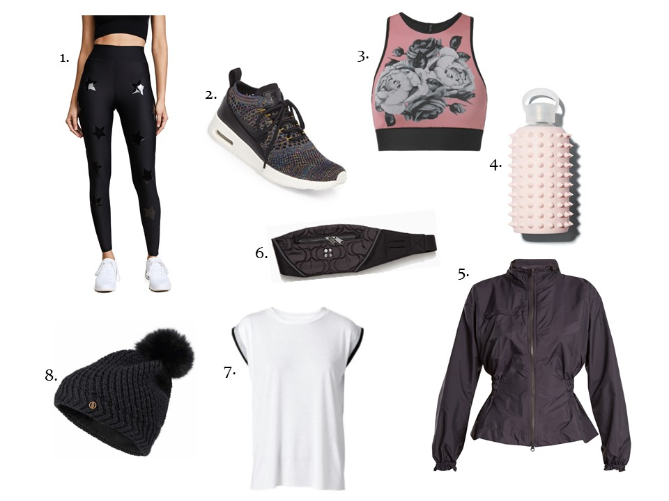 workout wardrobe gifts for her