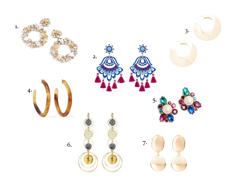 statement earrings we love