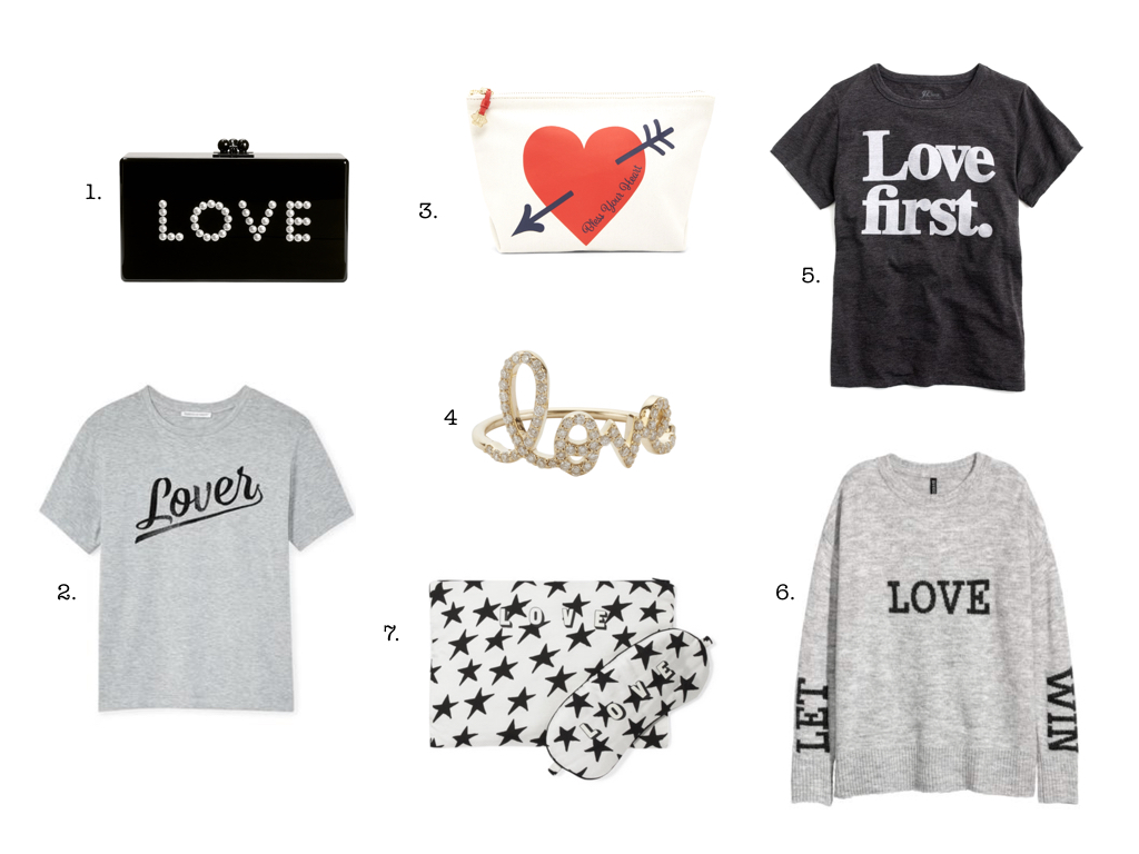 7 ITEMS WE LOVE