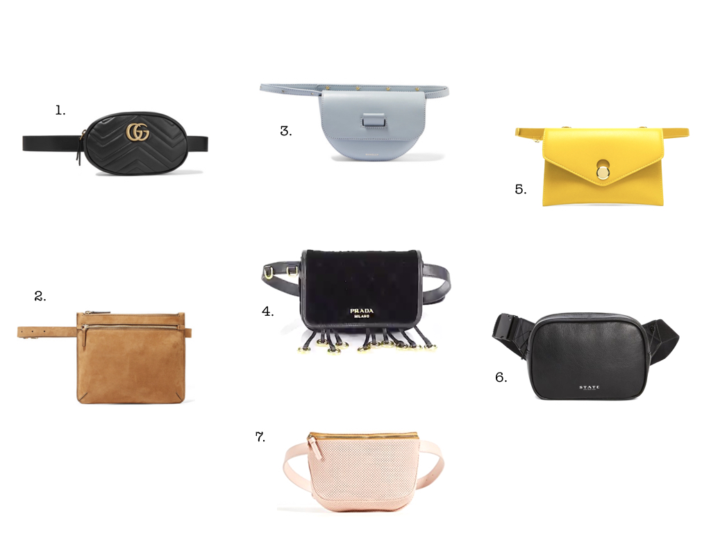 BELT BAGS WE LOVE