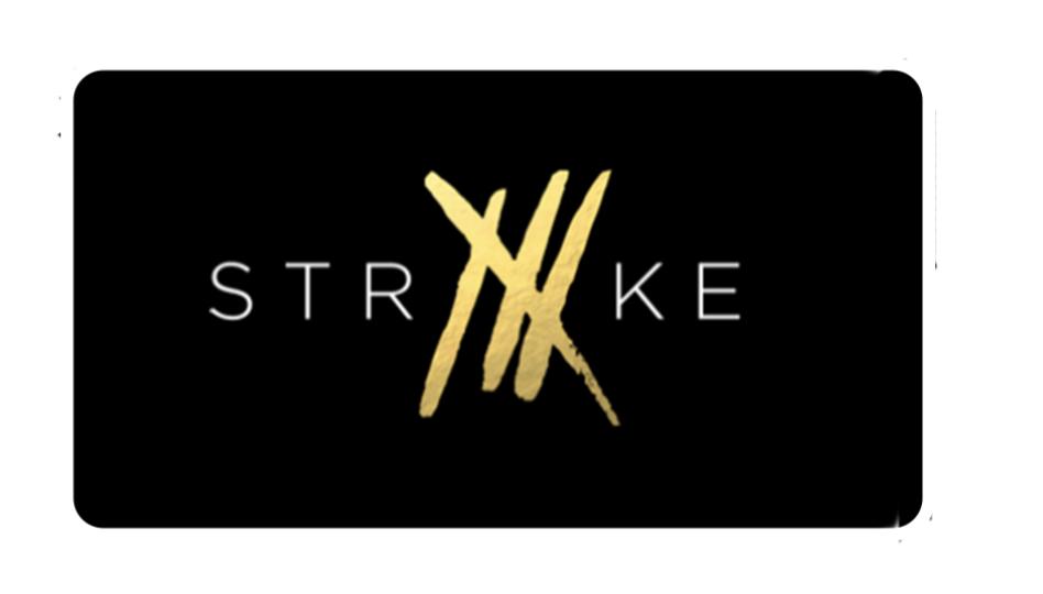 STRIIKE GIFT CARD