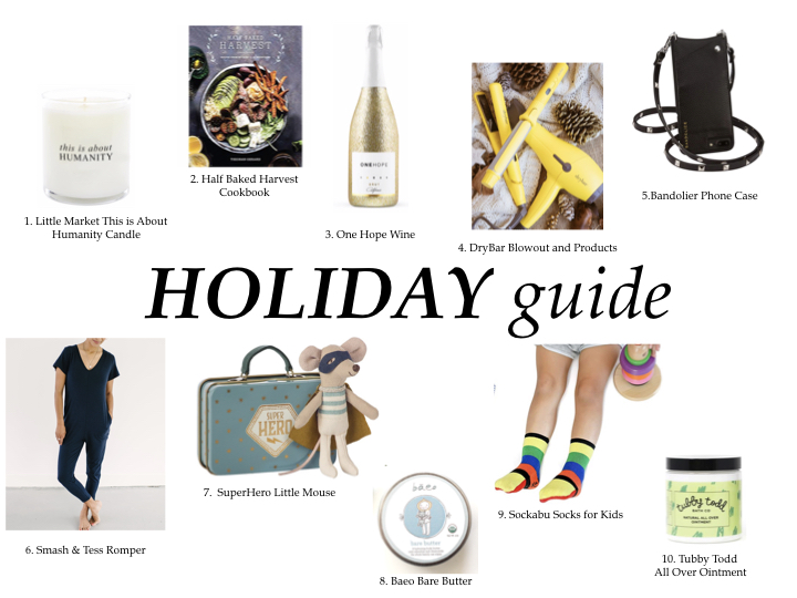 HOLIDAY Guide THE GIFT PICK
