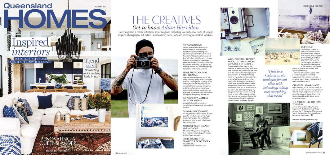 Queensland Homes-The Creatives