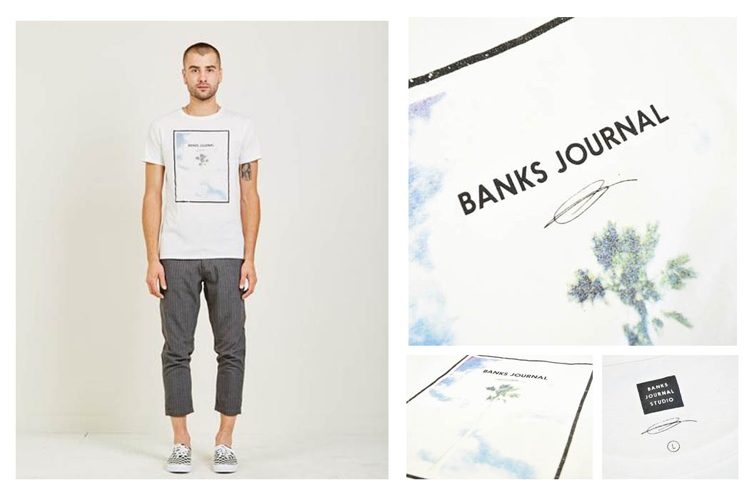 Banks Journal Studio Range Colaboration