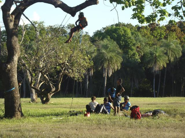 Seed collection workshop at the Xingu Indigenous Territory - Photo_ Dannyel Sá .jpg