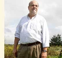 Ed Toth, Director of INSR Partner, Mid-Atlantic Regional Seed Bank and the Greenbelt Native Plant Center