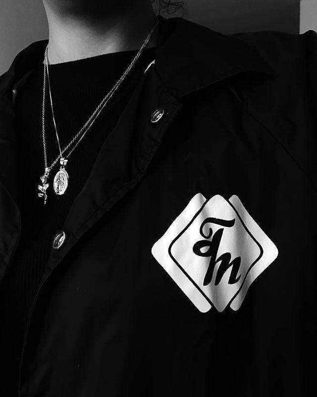 Black on black 🥀