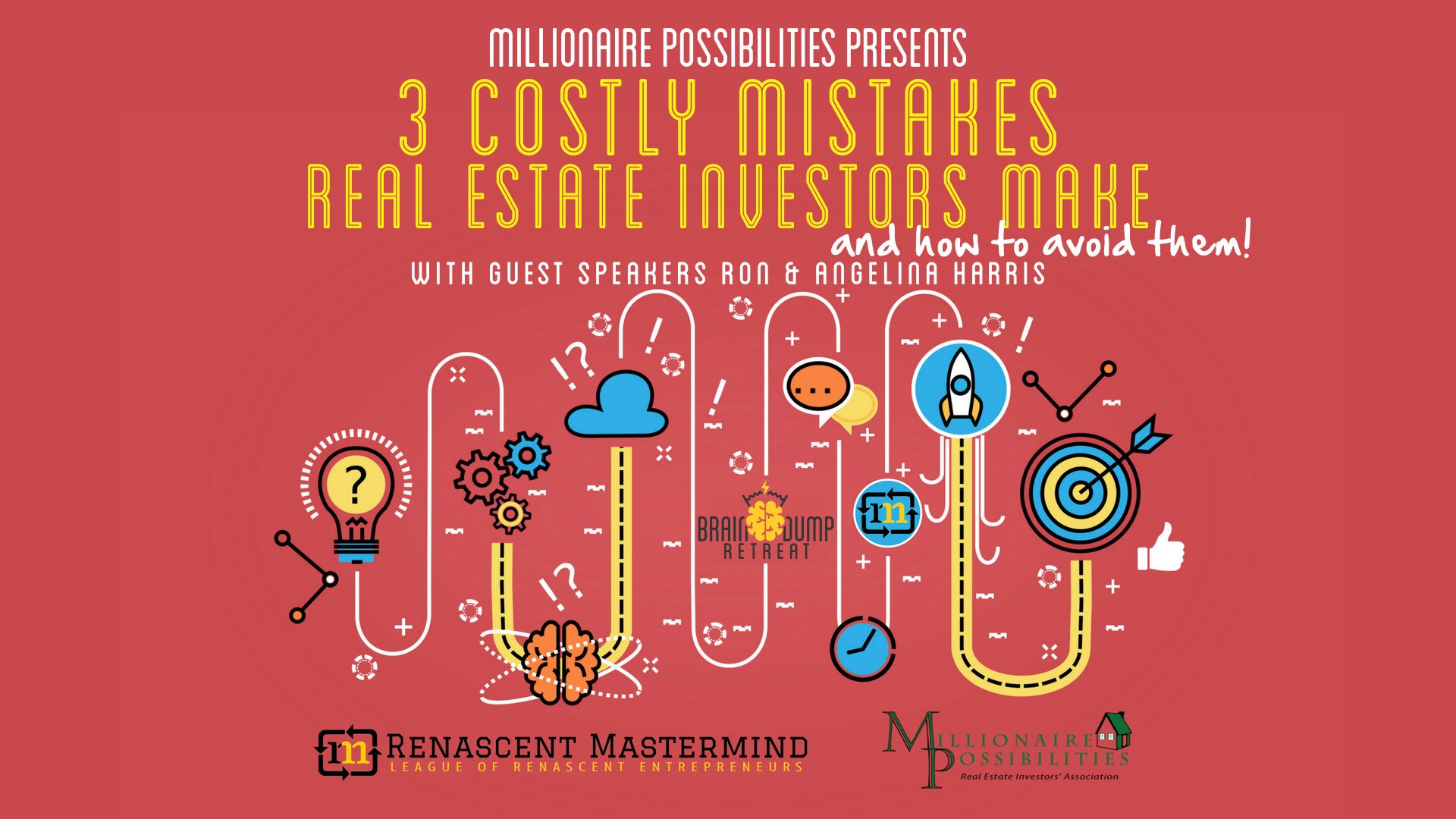 3 Costly Mistakes Real Estate Investors Make and How to Avoid Them! at MPREIA