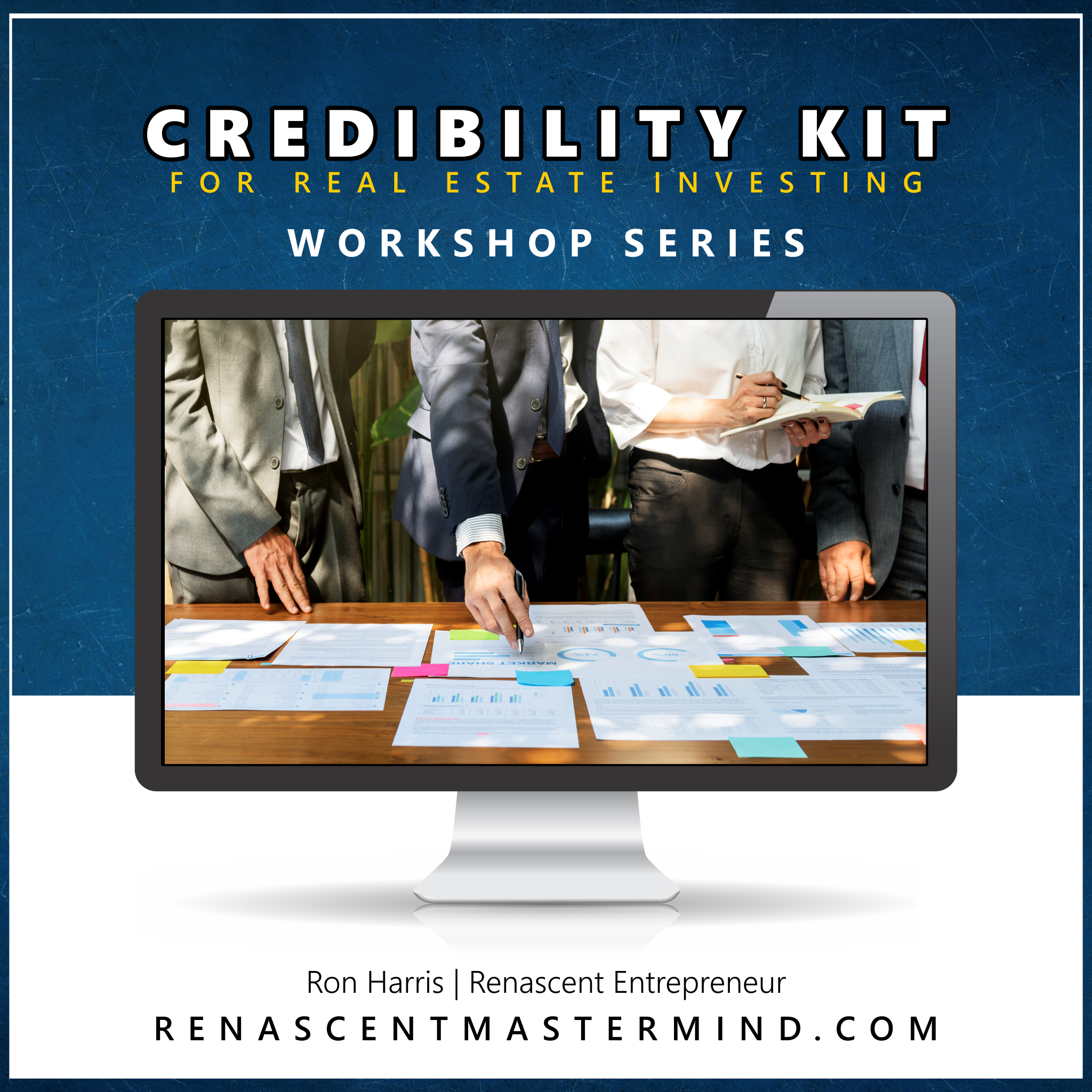 Workshop Series 2019 - Credibility Kit with Ron Harris SQ.png