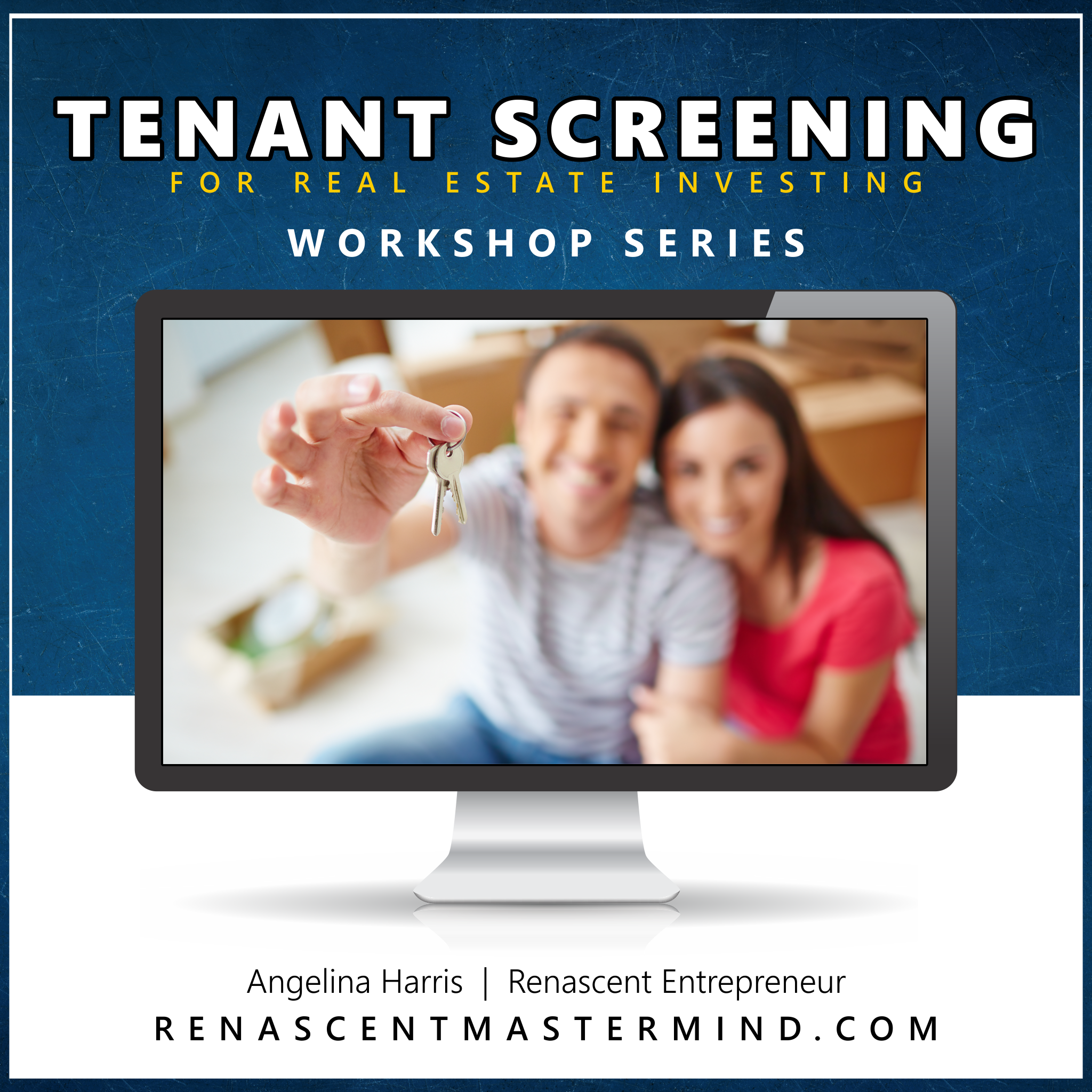 Tenant Screening for Real Estate Investors with Angelina Harris