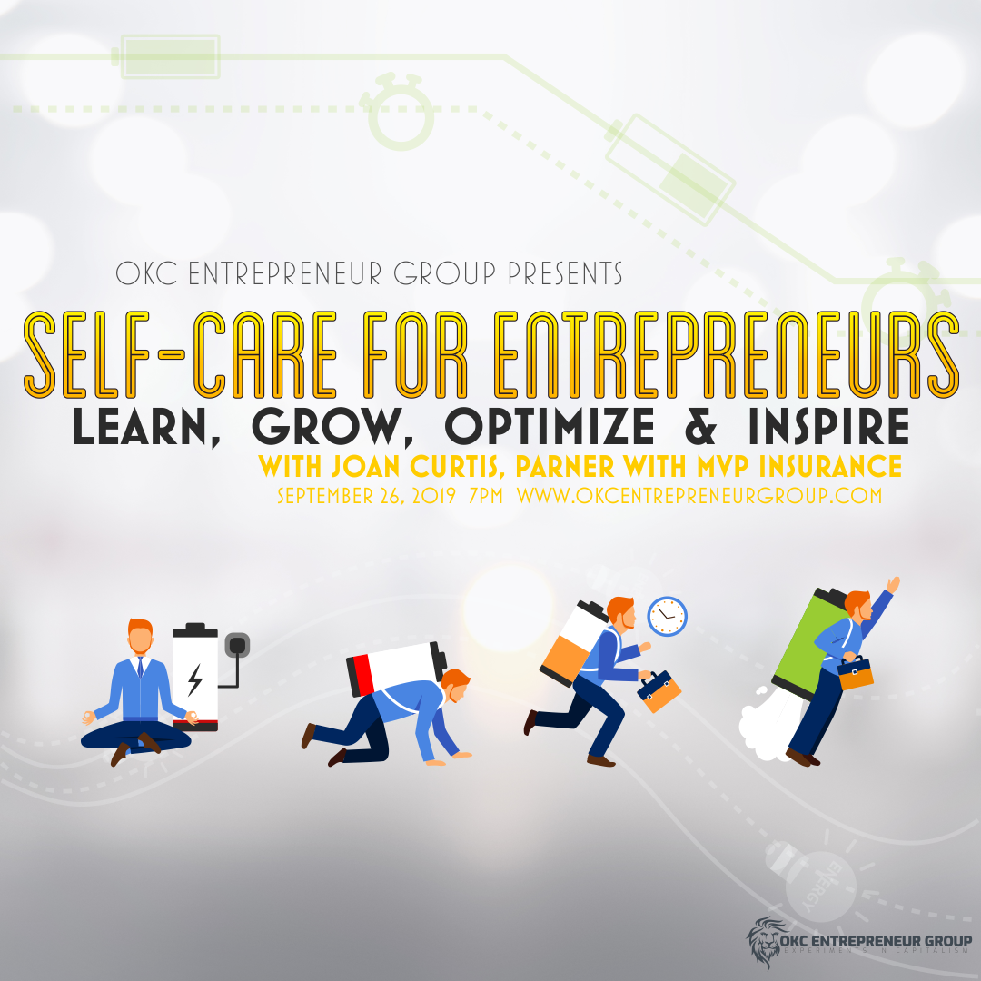 Self-Care for Entrepreneurs How to make money without losing yourself! with Joan Curtis of MVP Insurance