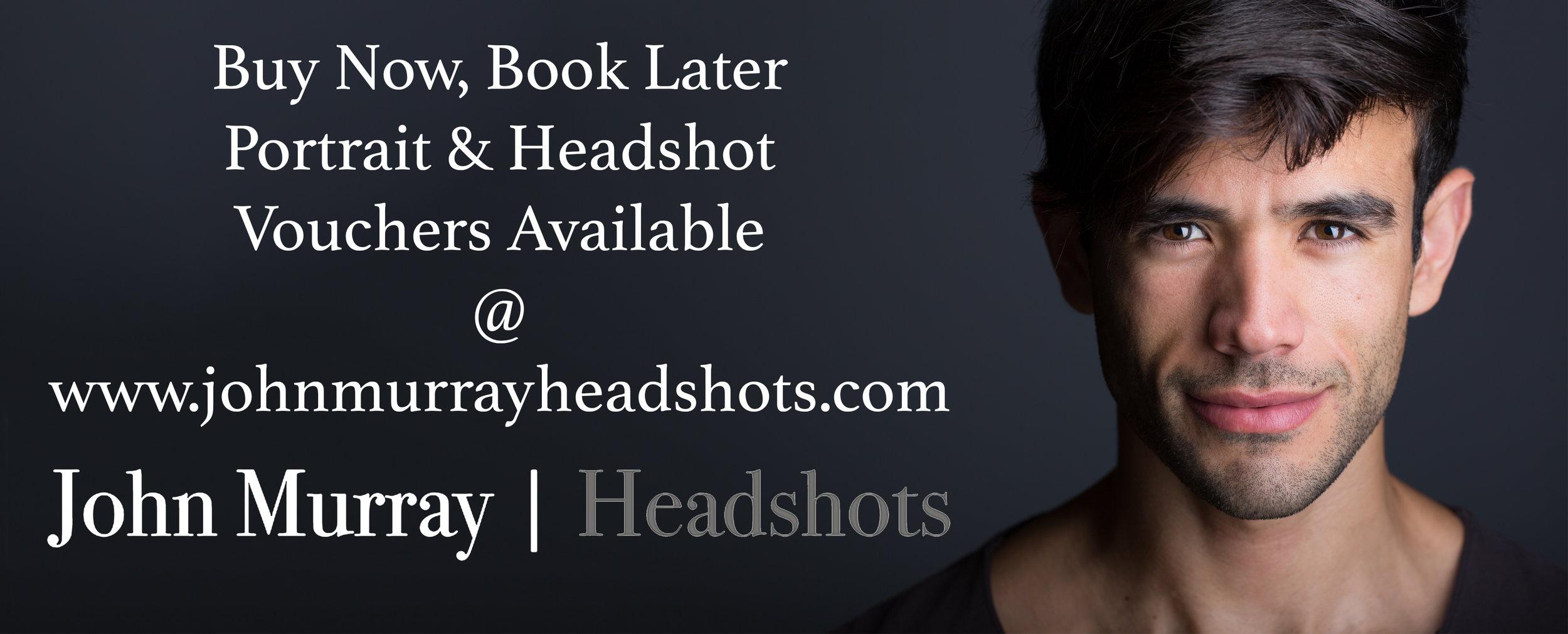 Headshot voucher