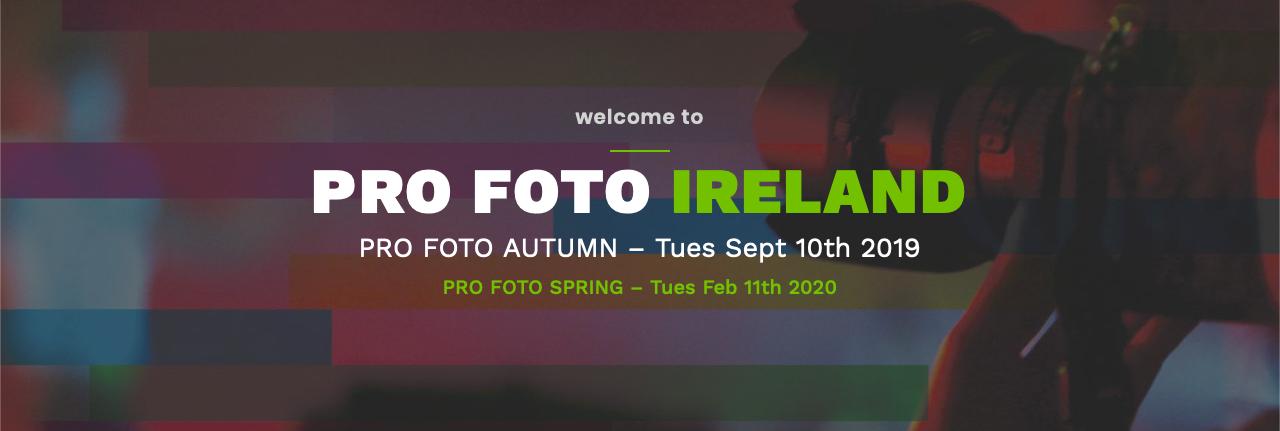 Pro Foto Ireland 2019