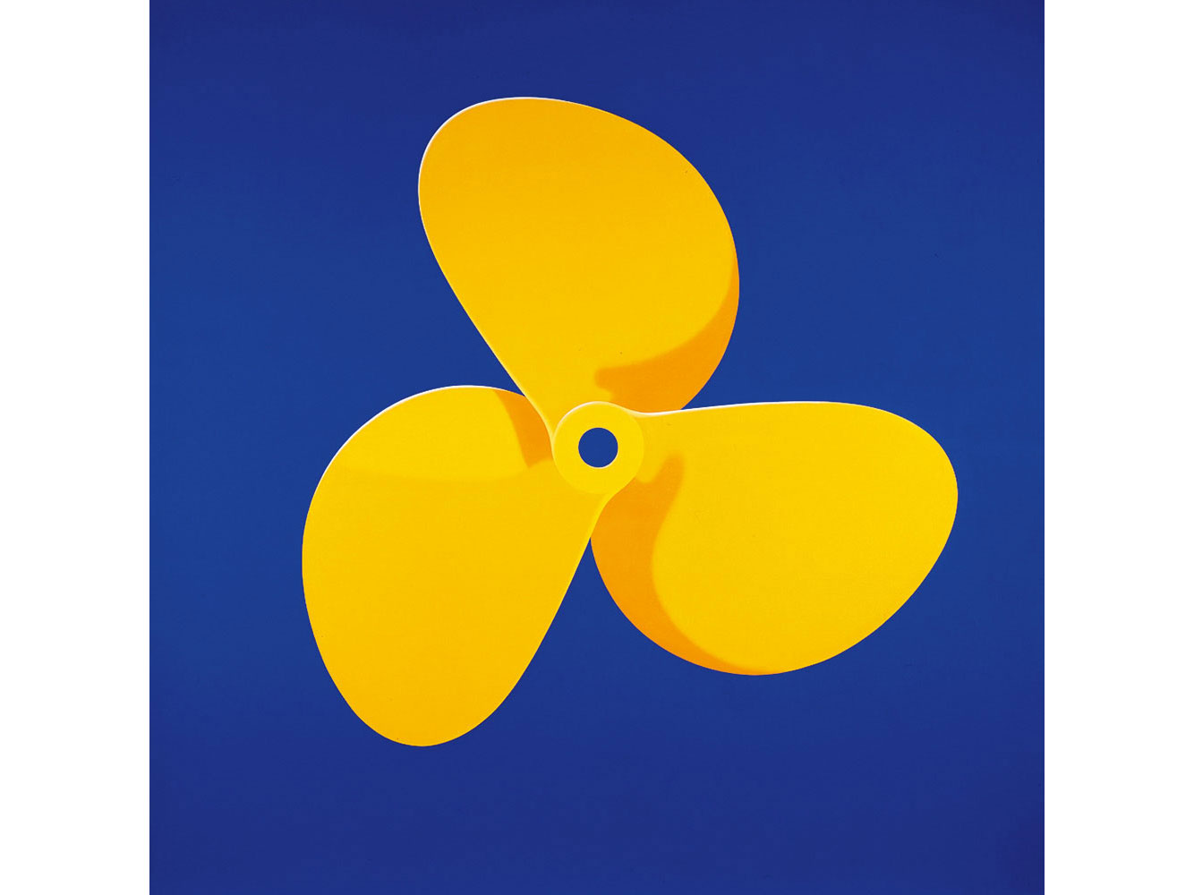 Manuscrito B, 1997. Acrylic / canvas. 180 x 180 cm