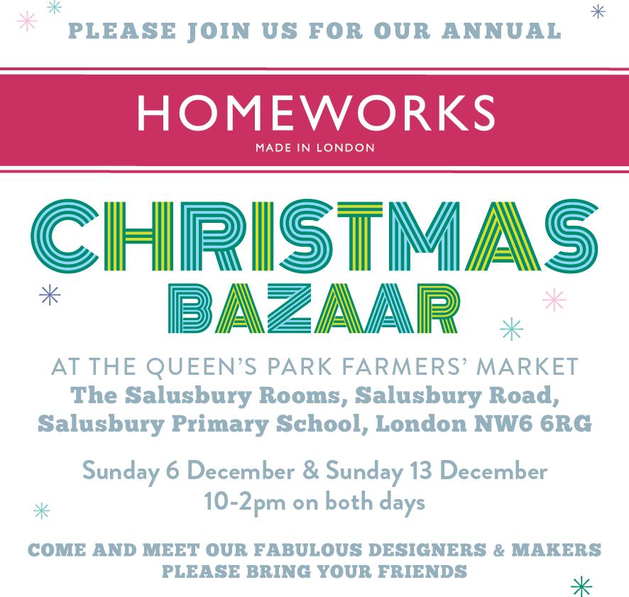 Homeworks Christmas event