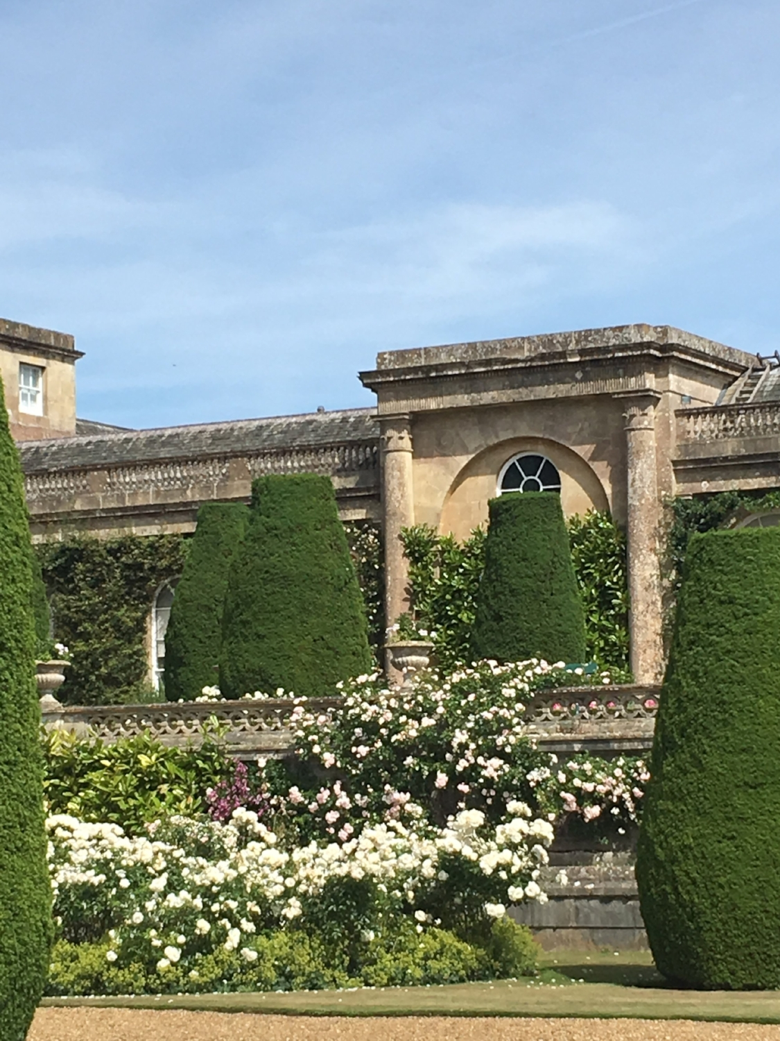 The grounds at Bowood House