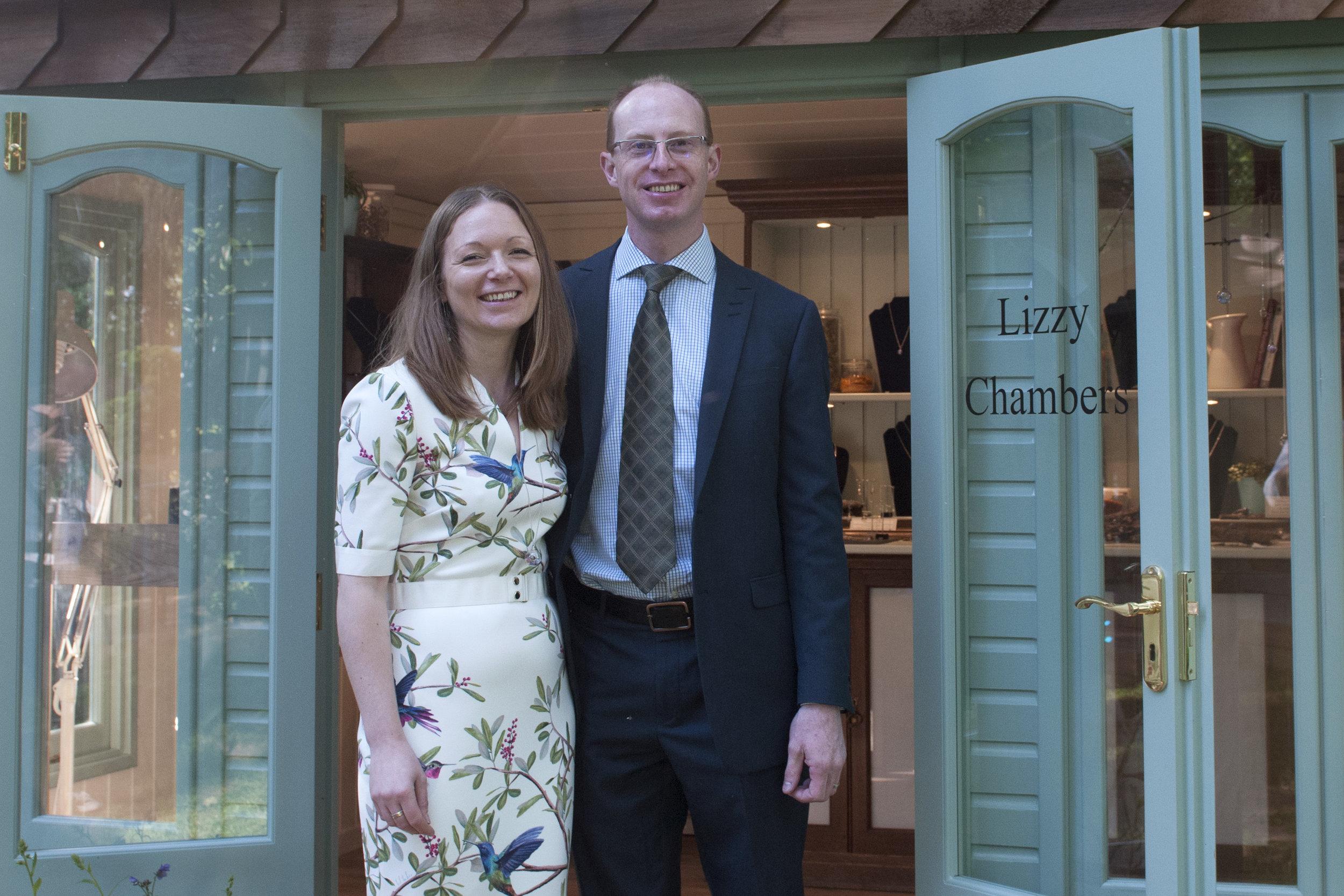 Lizzy Chambers and husband.jpg