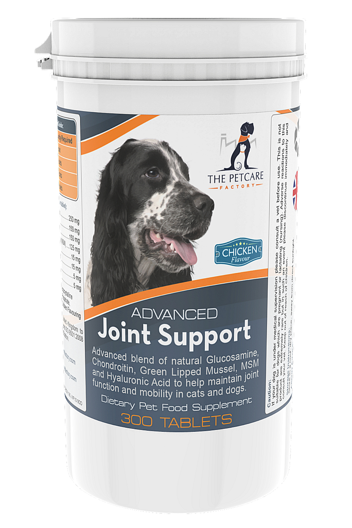 Advanced Joint Support - Natural Glucosamine based supplement to support and maintain joint health