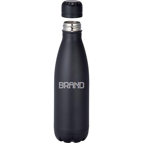1624-74 Black Bottle. Smaller Size.  Sportrop Logo.png