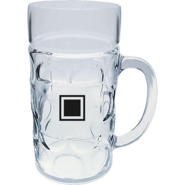FGG1  1 Liter German Beer Mug.jpg