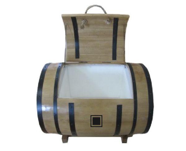 XT14001  Wooden Barrel Cooler.jpg