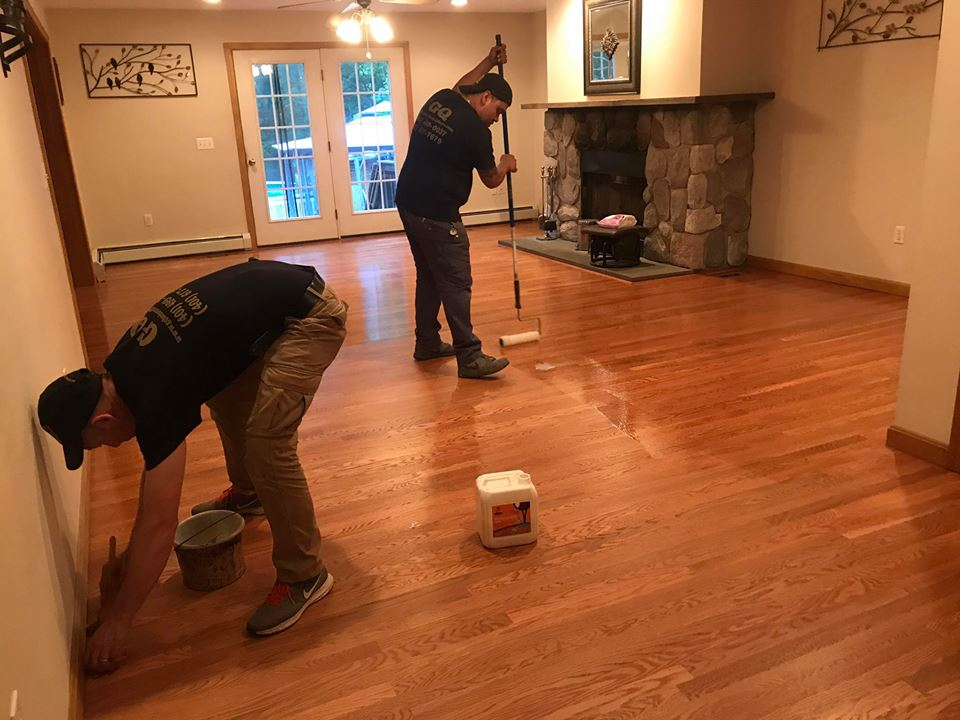 About The OWners - GQ Hardwood Floors was founded in 2014 by Jonathan F. Gramajo and Henry Lopez. We are family owned and operated, with a constant focus on friendly customer service, quality workmanship, and complete customer satisfaction. We provide top quality services, using high quality materials and equipment for all our projects. We focus exclusively in the installation, sanding, repair, custom stain color and refinishing of hardwood floors throughout Rhode Island and Massachusetts.