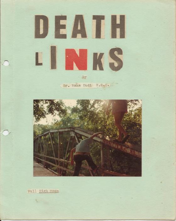 Dr. Maka Dudi's  Death Links