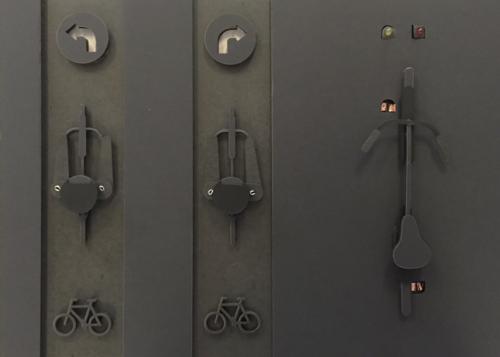 Introducing you to danish biking rules