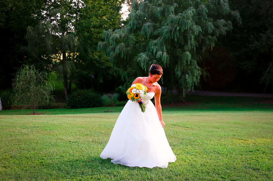Dellwood Plantation Bridal Portrait