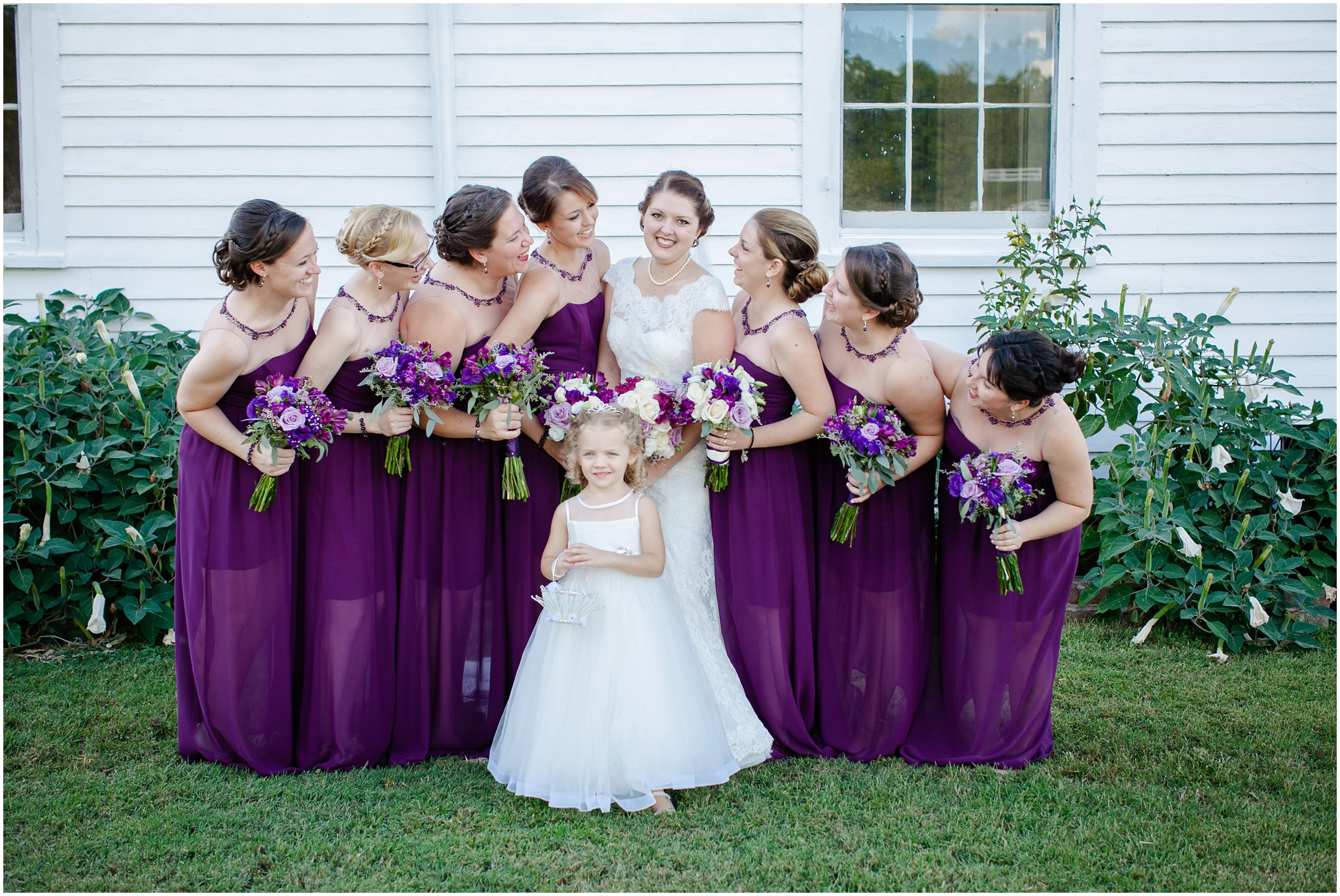 Dellwood Plantation Bridesmaids