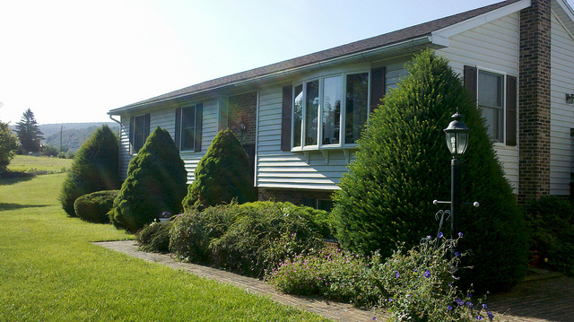 Gutter job in Boonsboro, Maryland