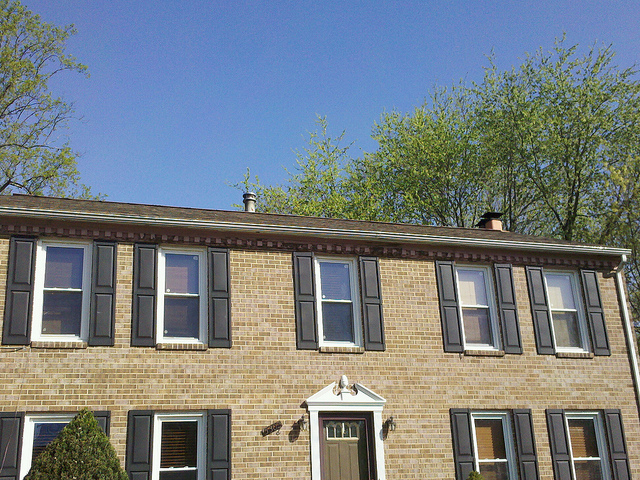 Gutter replacement in Temple Hills, Maryland