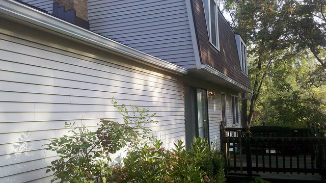Gutters, downspout and covers in Columbia, Maryland