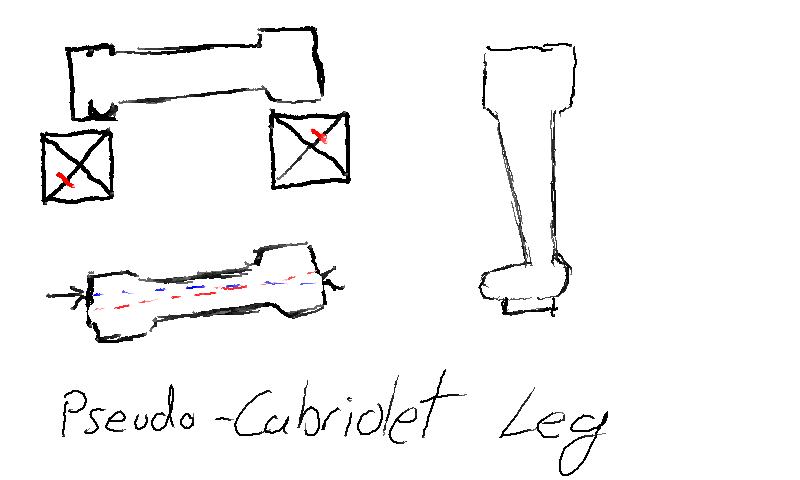 cabriolet-leg