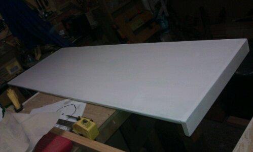 Simple desk top